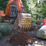 Big Boulders need big equipment