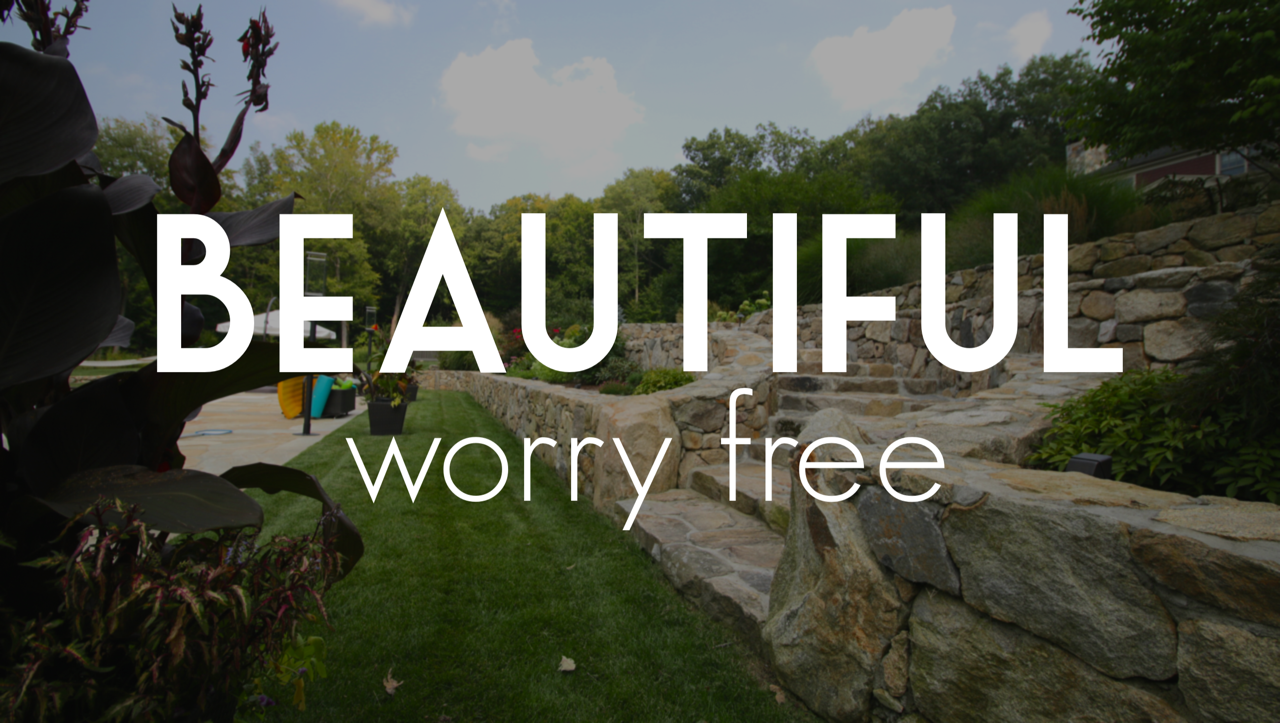 Beautiful Worry Free Landscaping and Lawn Care