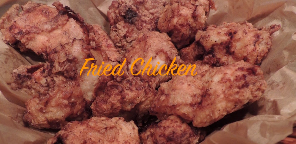 Fried Chicken (Gluten-Free Version, Too)